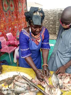 Formation en technique alimentaire à Bol (Tchad)
