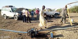 Réunion sur site aménagé de Matafo (Tchad) © ACF