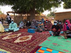 Formation SMPS des membres d'une AVEC de chrétiens et musulmans (Cameroun)