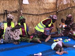 Espace mère-enfant, Dargala (Cameroun)