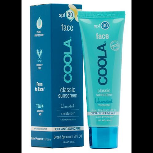 Coola Classic Face SPF 30 50 ml