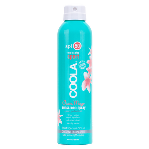 Coola Sport Continuous Spray SPF 50 236 ml
