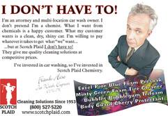 2009-01-14 Frank Hise Atty  Ad (8.5x4.25