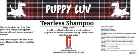 Tearless Shampoo RTU