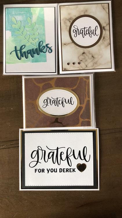 Signature Gratitude Cards