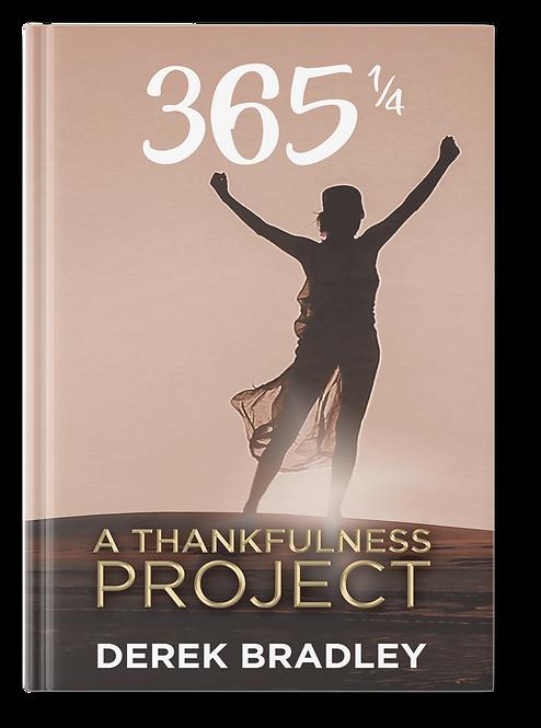 365 1/4 A Thankfulness Project