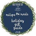 Holiday Gift Guide Badge for Contributor