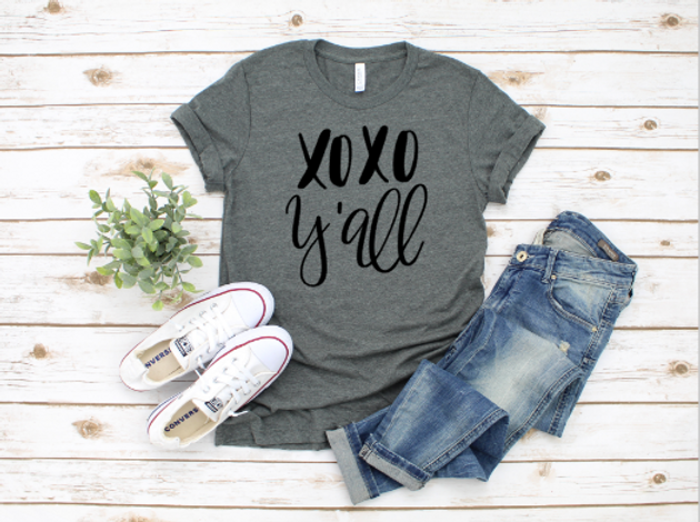 XOXO Y'all Graphic T