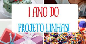 1 ANO DO PROJETO LINHAS! 15/01/2018