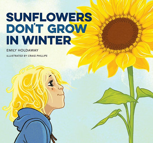 Donate a copy of Sunflowers don't grow in winter