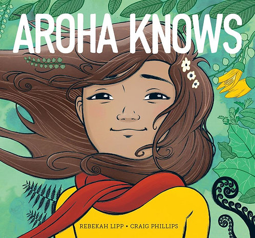 Donate a copy of Aroha Knows