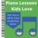 Piano Lessons Kids Love