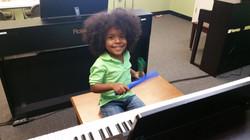 Pre-Piano Class