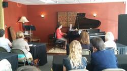 Piano Pronto workshop