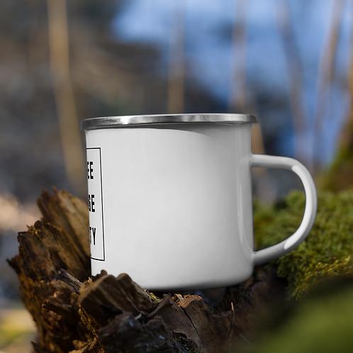 COFFEE | GRUNGE | SAFETY - Camp Mug
