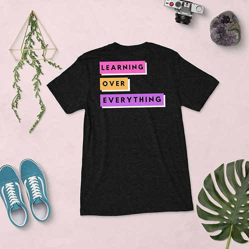 Learning Welcome Logo Tee
