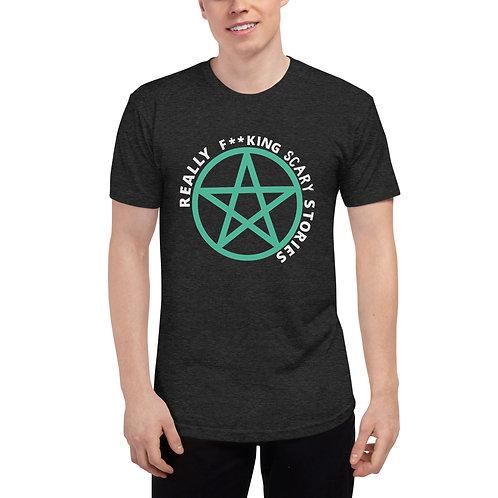 Hail Satan Logo Tee