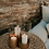 Thumbnail: Gold dipped vases - variety of sizes