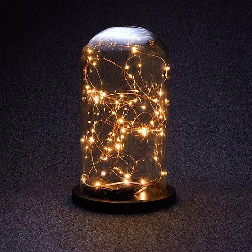 Copper LED light string