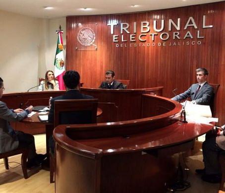 Corrigen la Plana al Tribunal Electoral del Estado de Jalisco