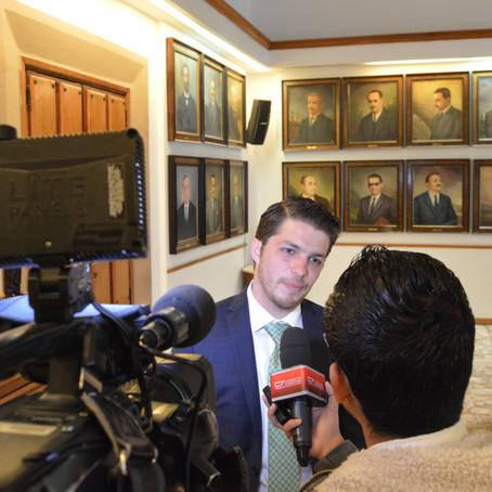 #AlMomento.  Ven mano Roja en el Tribunal Electoral de Jalisco.