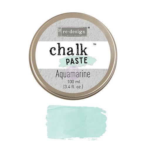Aquamarine  -Chalk Paste