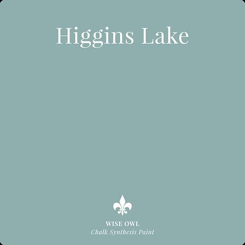 Higgins Lake - Chalk Synth Paint