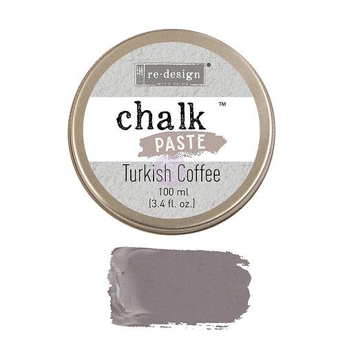Turkish Coffee  -Chalk Paste