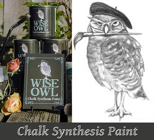 8oz:Chalk Synthesis Paint- A Colors