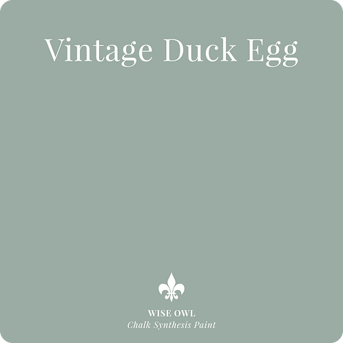 Vintage Duck Egg - Chalk Synth Paint