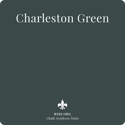 Charleston Green - Chalk Synth Paint