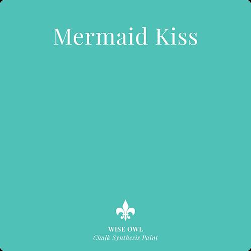 Mermaid Kiss - Chalk Synth Paint