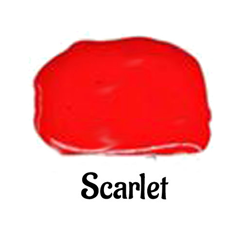 Scarlet- Milk Paint