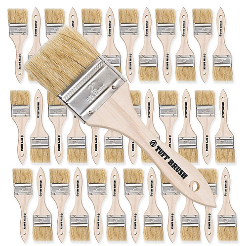 Disposable Chip Brushes-   2""