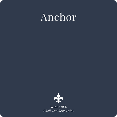 Anchor - Chalk Synth Paint