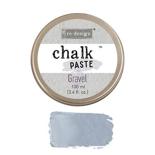 Gravel  -Chalk Paste