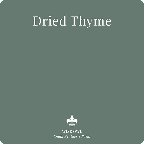 Dried Thyme - Chalk Synth Paint