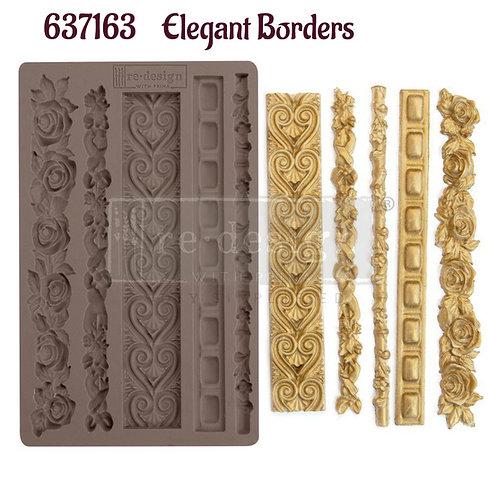 Elegant Borders ~ Prima Mold
