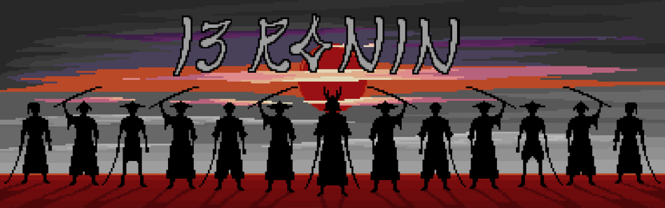 Banner for 13 RONIN