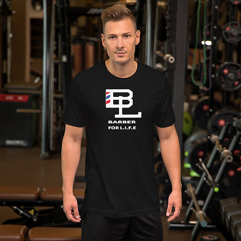 Barber for L.I.F.E Unisex T-Shirt