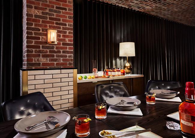 Distil Hotel Mezzanine