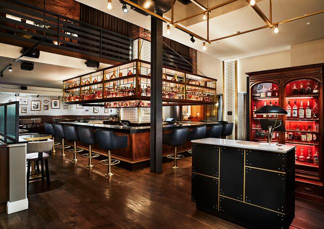 Distil Hotel Repeal Bar