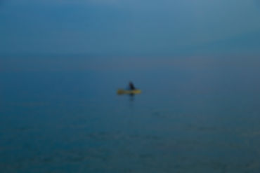 Commercial Fisherman photo off the coastal Italian city of Sorrento