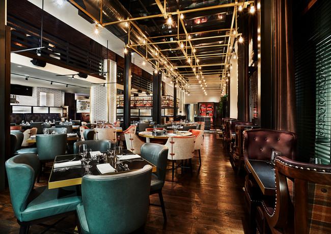 Distil Hotel Repeal Restaurant