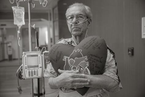 Heart Transplant Patient