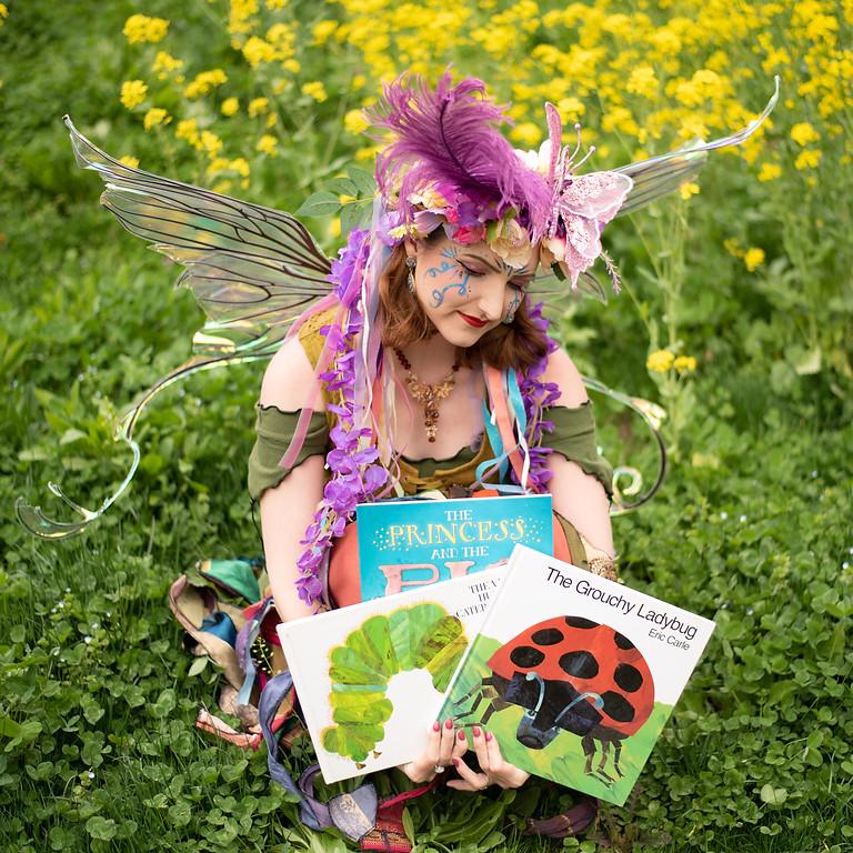 Woodland Virtual Read-Aloud!