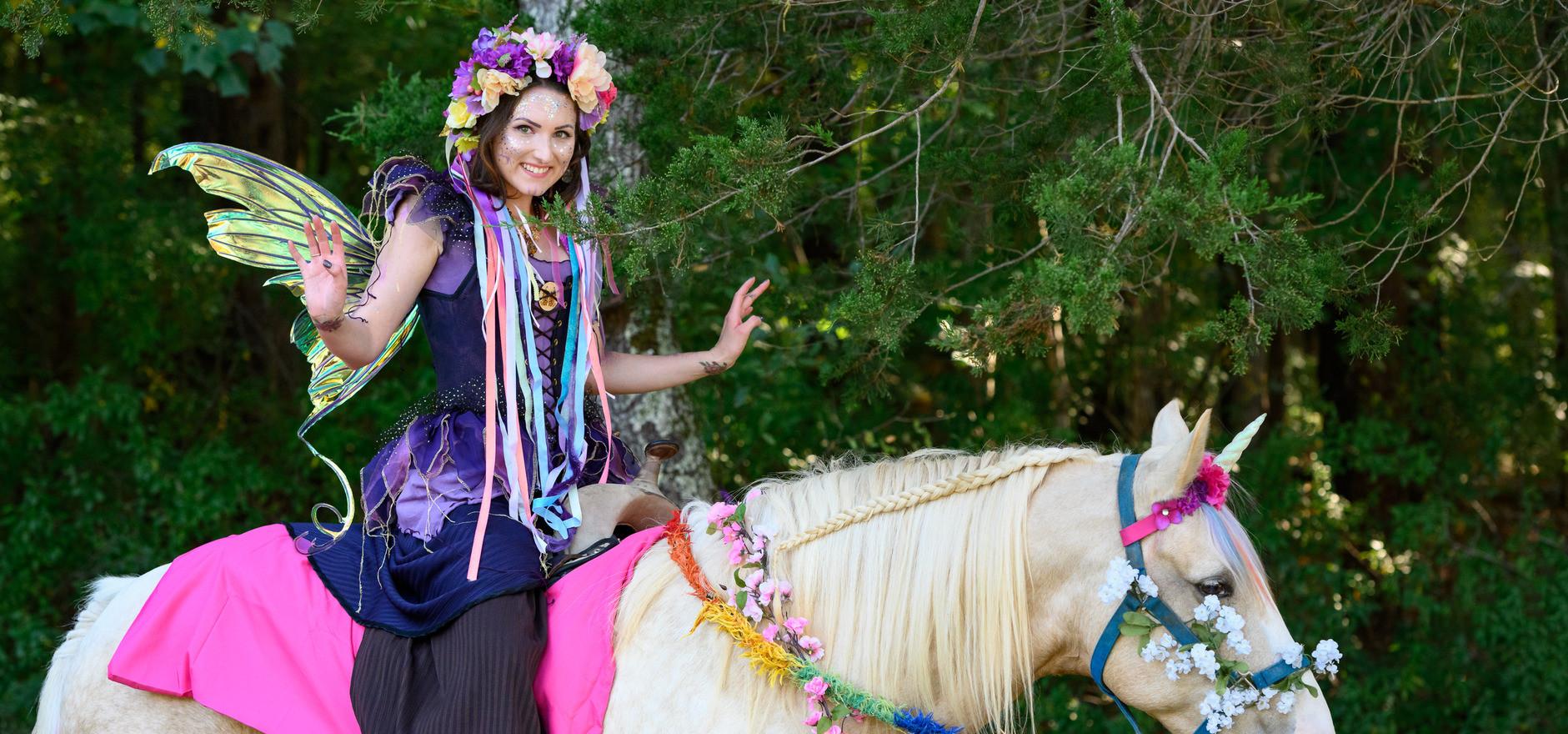 Rainbow Riley the Unicorn