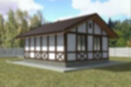 Дома з стекомагниевого листа, СМЛ