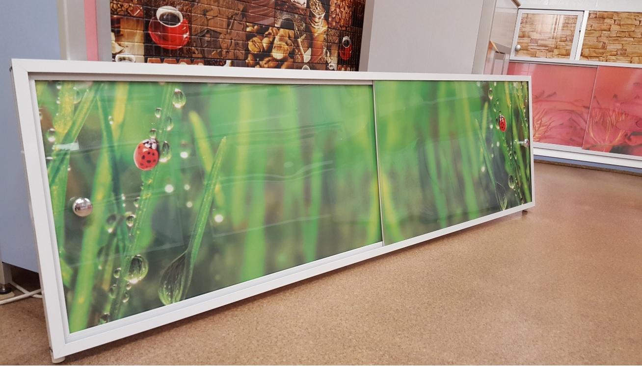Экран под ванну 3