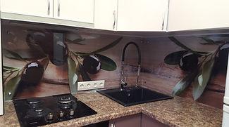 Фартук для кухни в Калининграде